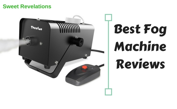 Best Fog Machines Reviews