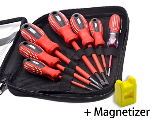 Best Electrician Screwdriver: Reviews Of 2021 (Updated)