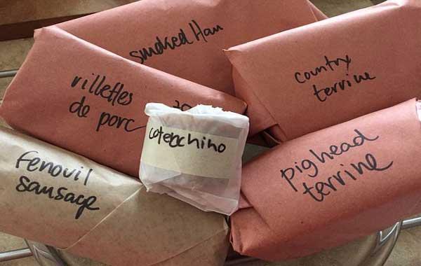 Butcher paper vs. Parchment paper