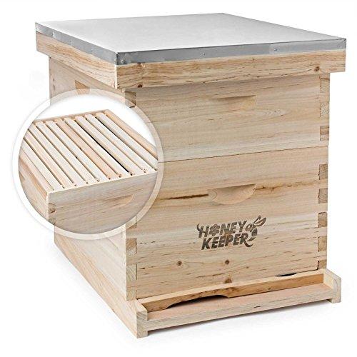 Honey Keeper Beehive 20 Frame Complete Box Kit