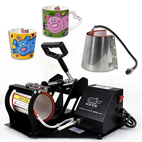 S uper Deal Pro 2-in-1 Mug/Cup Heat Transfer Machine