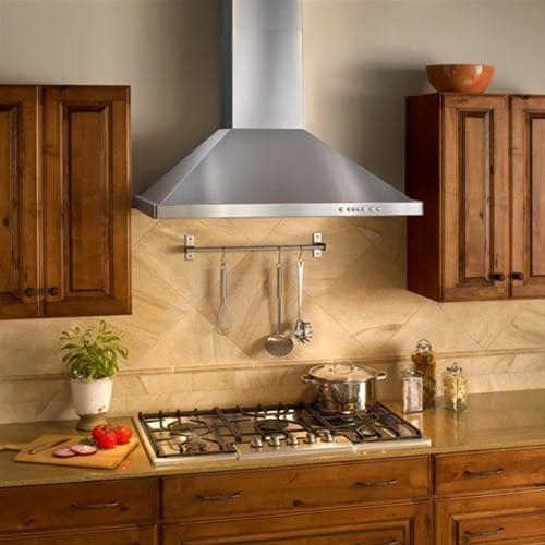 types of range hoods