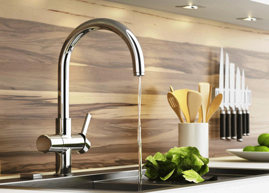 Types of Kitchen Faucets: A Guide For Beginners