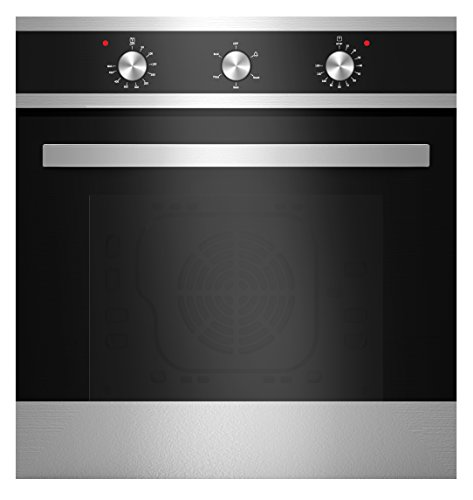 """Empava 24"""" Tempered Glass Electric Built-in Single Wall Oven"""