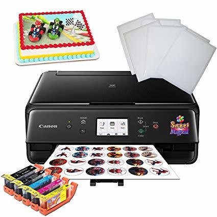 picture relating to Edible Printable Paper referred to as Most straightforward Edible Printer For Cakes: Testimonials 2019
