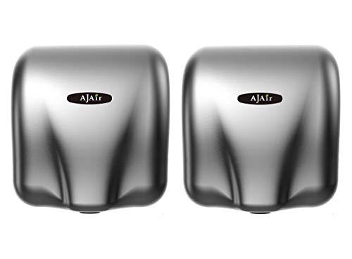 AjAir (2 Pack) Heavy Duty Commercial 1800 Watts