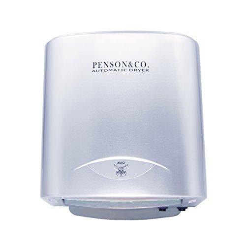 Penson & Co. AHD-2001-00 Super Quiet Automatic Electric Hand Dryer