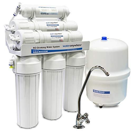 200 GPD Home RO Drinking Water Filter | Under the Counter