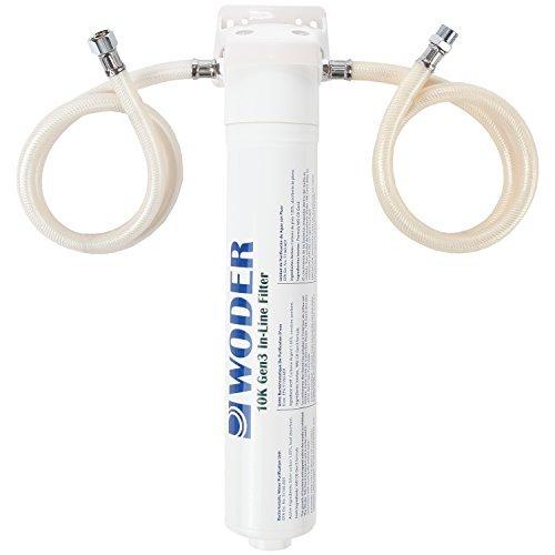 Woder 10K-Gen3 Ultra High Capacity Direct Connect Water Filter
