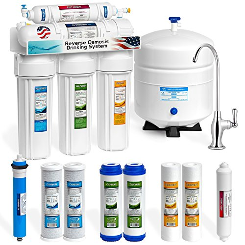 Express Water Reverse Osmosis Under Sink Water Filtration System