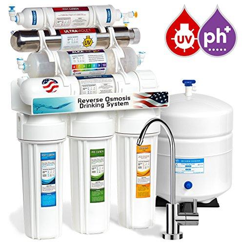 Express Water Alkaline Ultraviolet Reverse Osmosis Water Filtration System