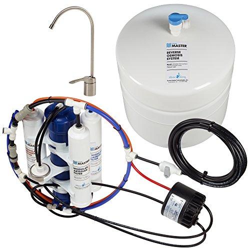 Home Master TMAFC-ERP-L Artesian Undersink Reverse Osmosis Water Filter