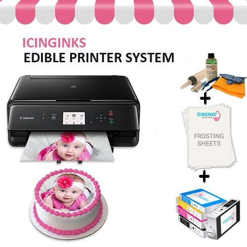 Edible Printer System - Comes with Edible Cartridges