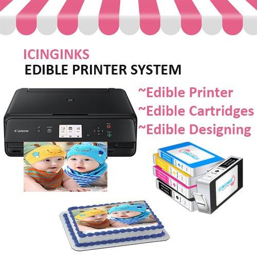 Icinginks Edible Printer Art Package