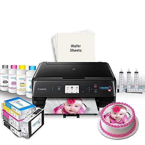 Icinginks Edible Photo Printer for Cake Bundle
