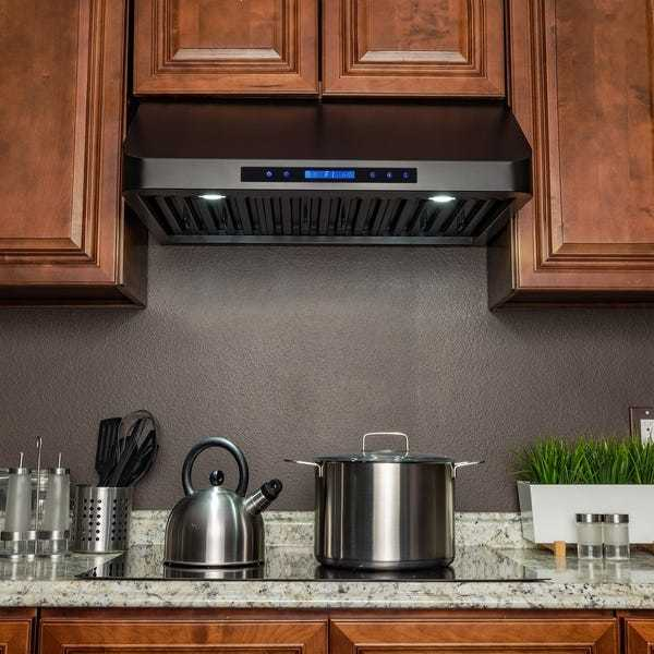 What is an Under Cabinet Range Hood?